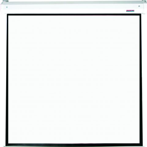 Parrot Electric Projector Screen 2110*1600mm (View: 2030*1520mm, 4:3)