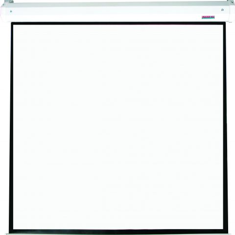 Parrot Electric Projector Screen 2440*2440mm (View: 2340*2340mm, 1:1)