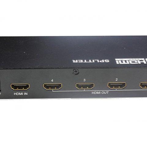 Parrot 1 to 4 HDMI Splitter