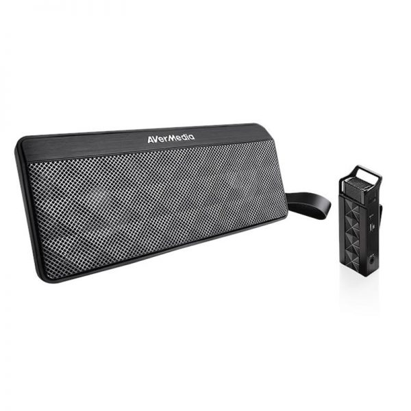 Parrot AVerMedia Wireless Microphone and Speaker
