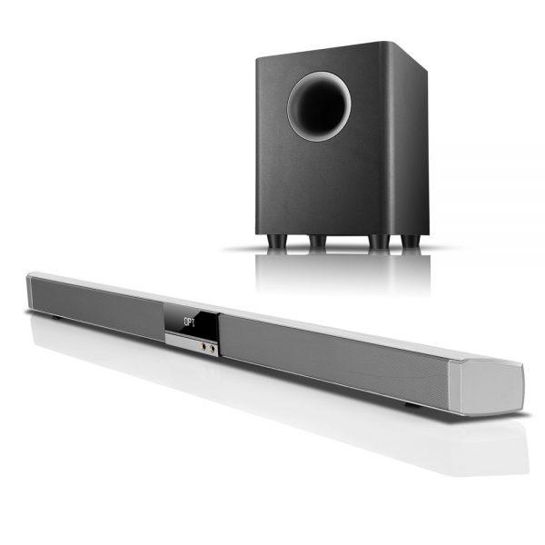 Parrot Sound Bar Speaker + Wireless Bluetooth Subwoofer