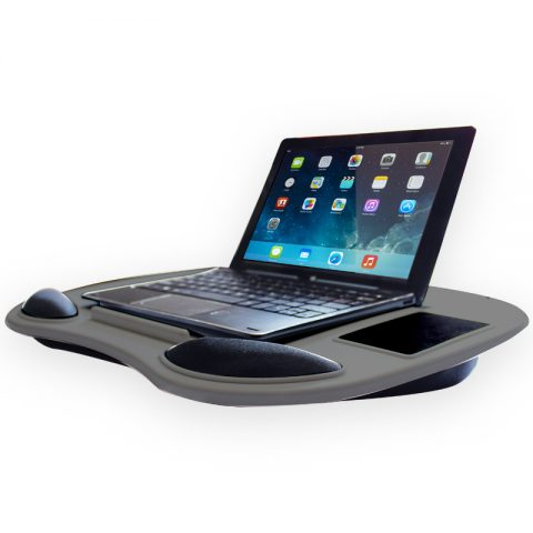 Parrot Tablet Lap Tray (450*325mm, Grey)