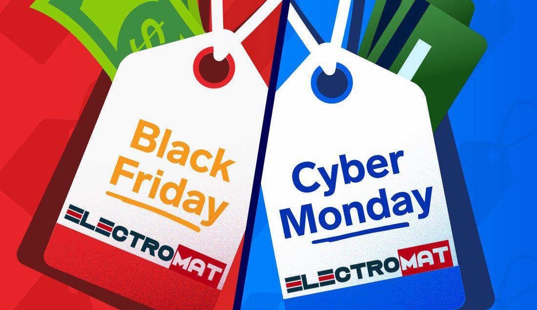 Black Friday vs Cyber Monday 2020